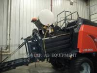 KUHN MATERIELS AGRICOLES POUR LE FOIN LSB890 equipment  photo 8