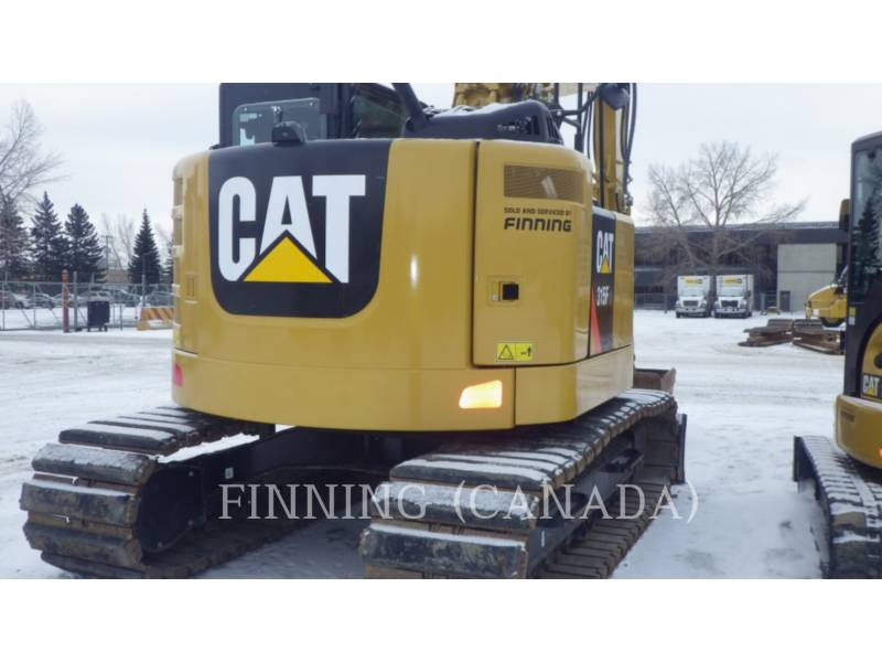 CATERPILLAR EXCAVADORAS DE CADENAS 315F equipment  photo 4