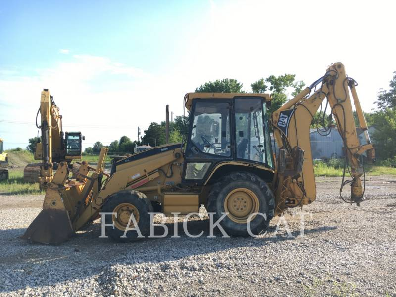 Caterpillar BULDOEXCAVATOARE 416C equipment  photo 6