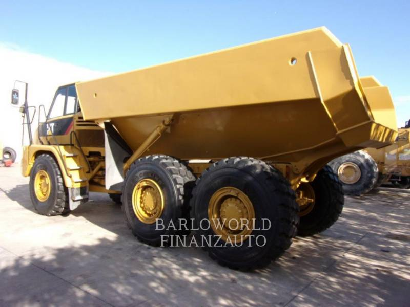 CATERPILLAR CAMINHÕES ARTICULADOS 730 equipment  photo 3