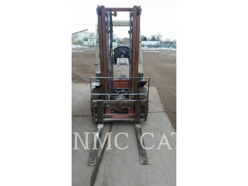 DATSUN NISSAN MONTACARGAS PF02A25V_DT equipment  photo 1