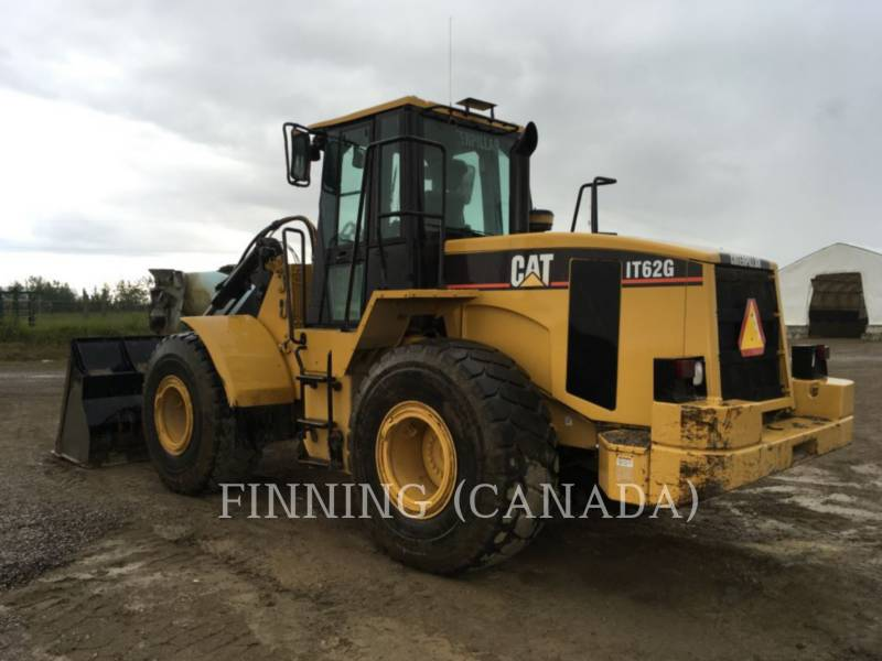 CATERPILLAR WHEEL LOADERS/INTEGRATED TOOLCARRIERS IT62G equipment  photo 3