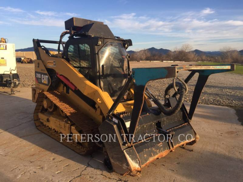 CATERPILLAR DELTALADER 299D XHP equipment  photo 5