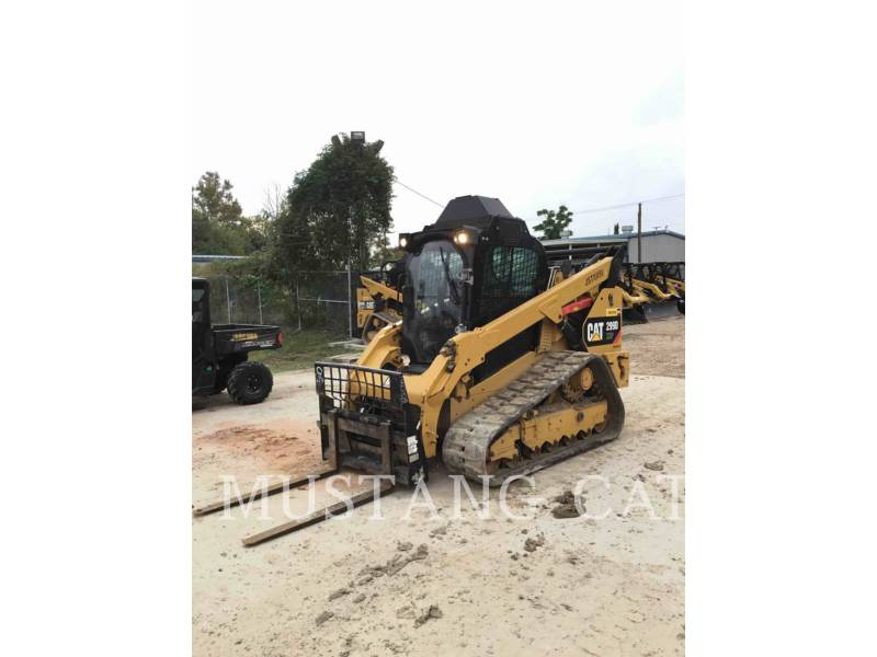 CATERPILLAR SKID STEER LOADERS 299D XHP equipment  photo 1