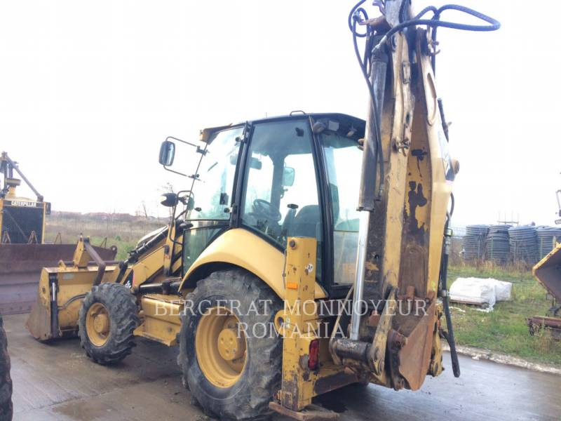 CATERPILLAR BAGGERLADER 428 E equipment  photo 5