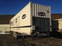 Equipment photo CATERPILLAR (50494) XQ1000 3512 1000KW 600V MODUŁY ZASILANIA 1