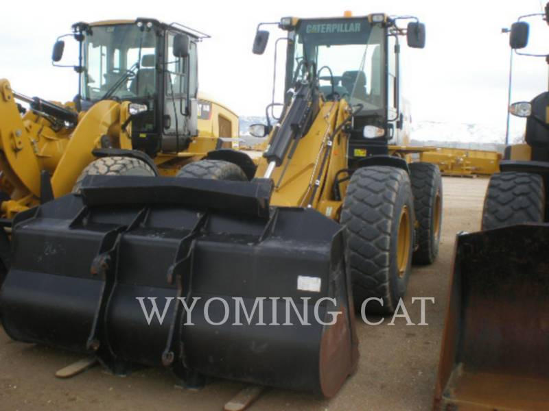 Caterpillar ÎNCĂRCĂTOARE PE ROŢI/PORTSCULE INTEGRATE 924H equipment  photo 6
