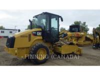 Equipment photo CATERPILLAR CP44 COMPACTEUR VIBRANT, MONOCYLINDRE À PIEDS DAMEURS 1