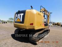 CATERPILLAR KETTEN-HYDRAULIKBAGGER 316EL equipment  photo 2
