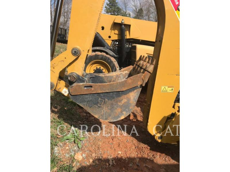 CATERPILLAR BACKHOE LOADERS 416F ST FF equipment  photo 6