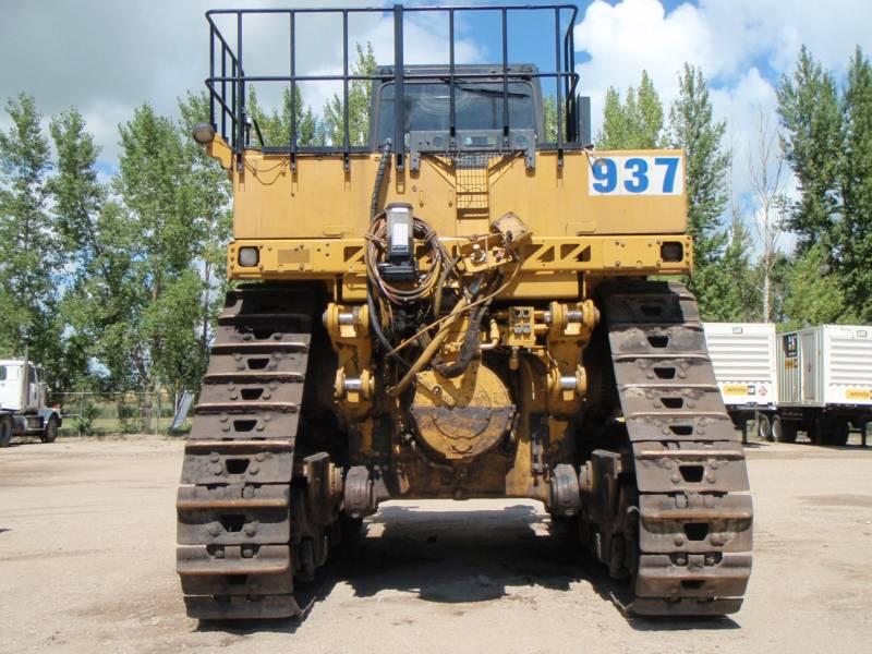 CATERPILLAR TRACTOREN OP RUPSBANDEN D11T equipment  photo 7