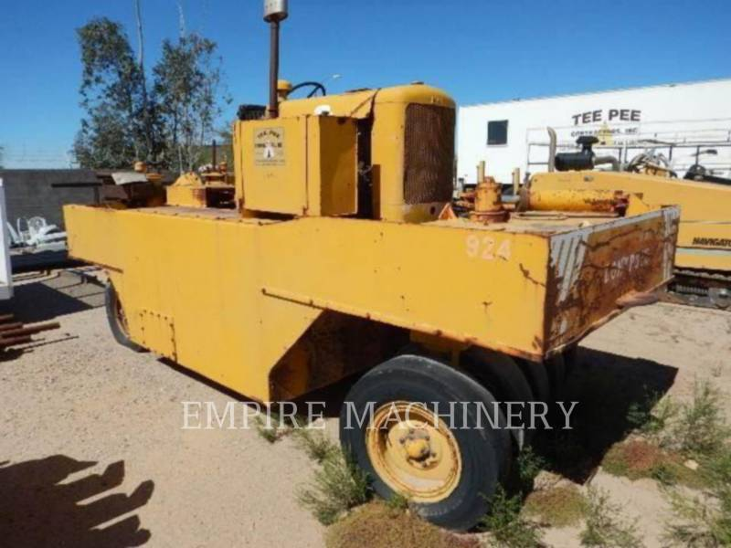 OTHER US MFGRS PNEUMATIC TIRED COMPACTORS 94R equipment  photo 2