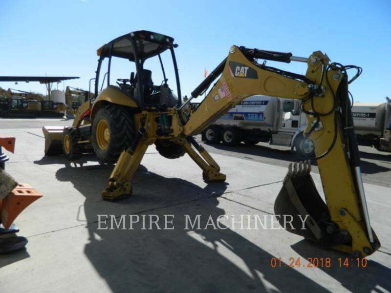 CATERPILLAR RETROEXCAVADORAS CARGADORAS 420FST equipment  photo 3