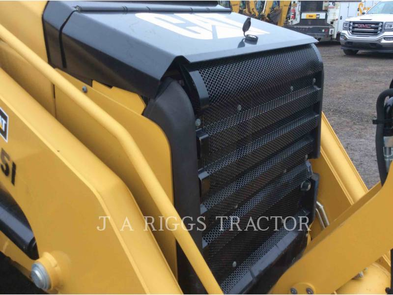 CATERPILLAR CHARGEUSES-PELLETEUSES 420F 4E equipment  photo 13