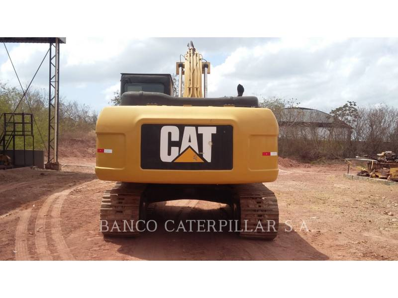 CATERPILLAR KETTEN-HYDRAULIKBAGGER 320D2 equipment  photo 5