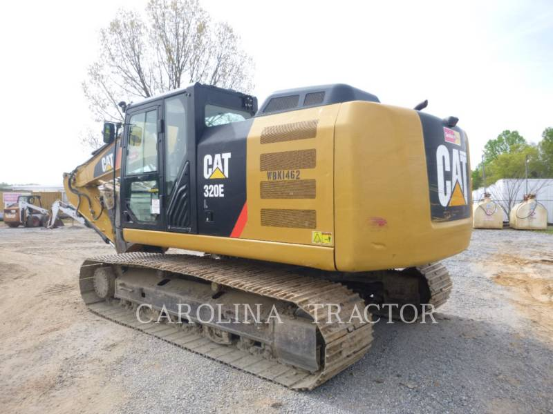 CATERPILLAR ESCAVADEIRAS 320EL TH equipment  photo 6
