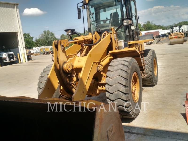 CATERPILLAR WHEEL LOADERS/INTEGRATED TOOLCARRIERS 938H HLR equipment  photo 2