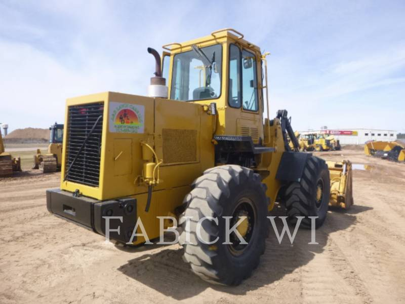 CATERPILLAR CARGADORES DE RUEDAS IT28 equipment  photo 4