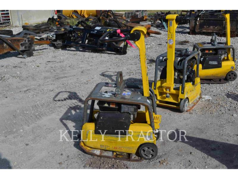 WACKER CORPORATION HERRAMIENTA DE TRABAJO - COMPACTADOR DE PLANCHA VIBRATORIA BPU2540A equipment  photo 1