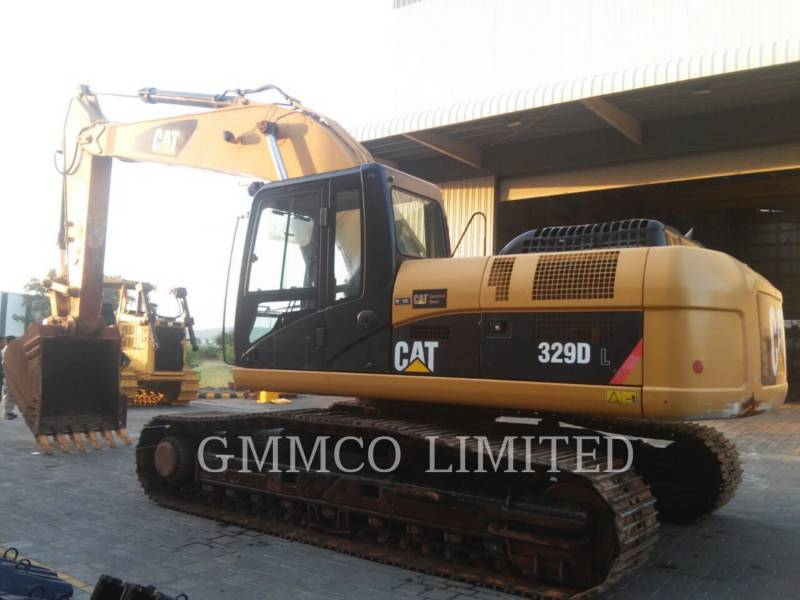 CATERPILLAR TRACK EXCAVATORS 329DL equipment  photo 9
