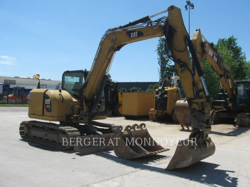 CATERPILLAR KETTEN-HYDRAULIKBAGGER 308E CR SB equipment  photo 2