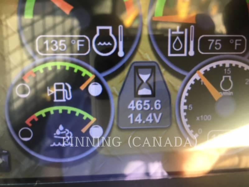 CATERPILLAR MINICARGADORAS 272D2 equipment  photo 8