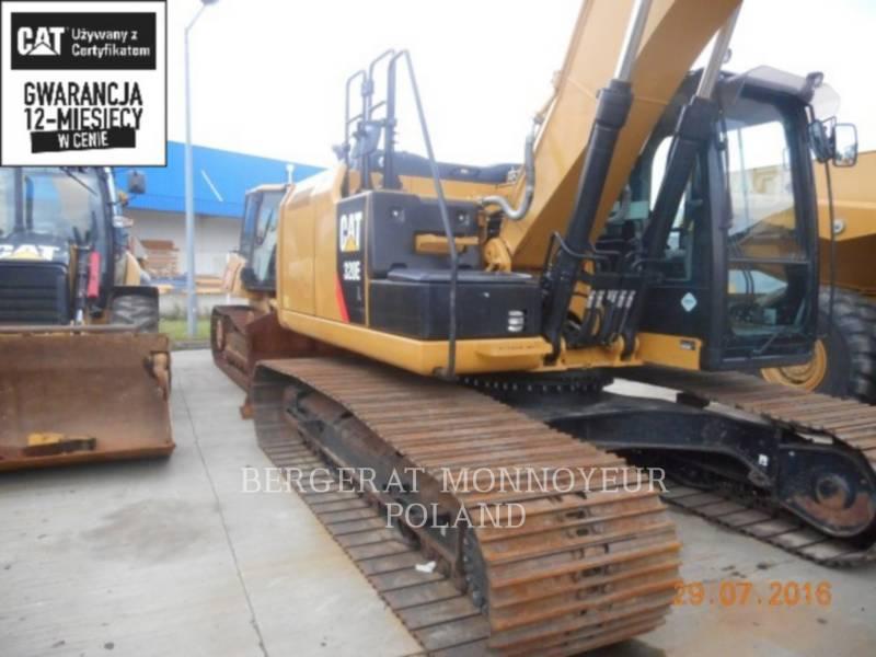 CATERPILLAR TRACK EXCAVATORS 320 E L equipment  photo 1