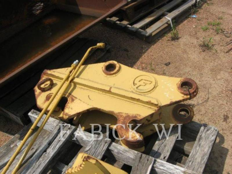 CENTRAL FABRICATORS WT - QUICK COUPLER  equipment  photo 2