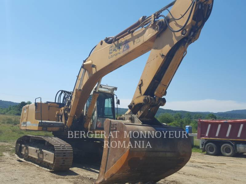 LIEBHERR PELLES SUR CHAINES R 944 LITRONIC  equipment  photo 4