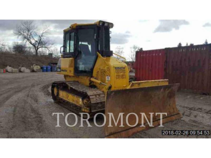 KOMATSU LTD. TRACTEURS SUR CHAINES D39PX-22 equipment  photo 1