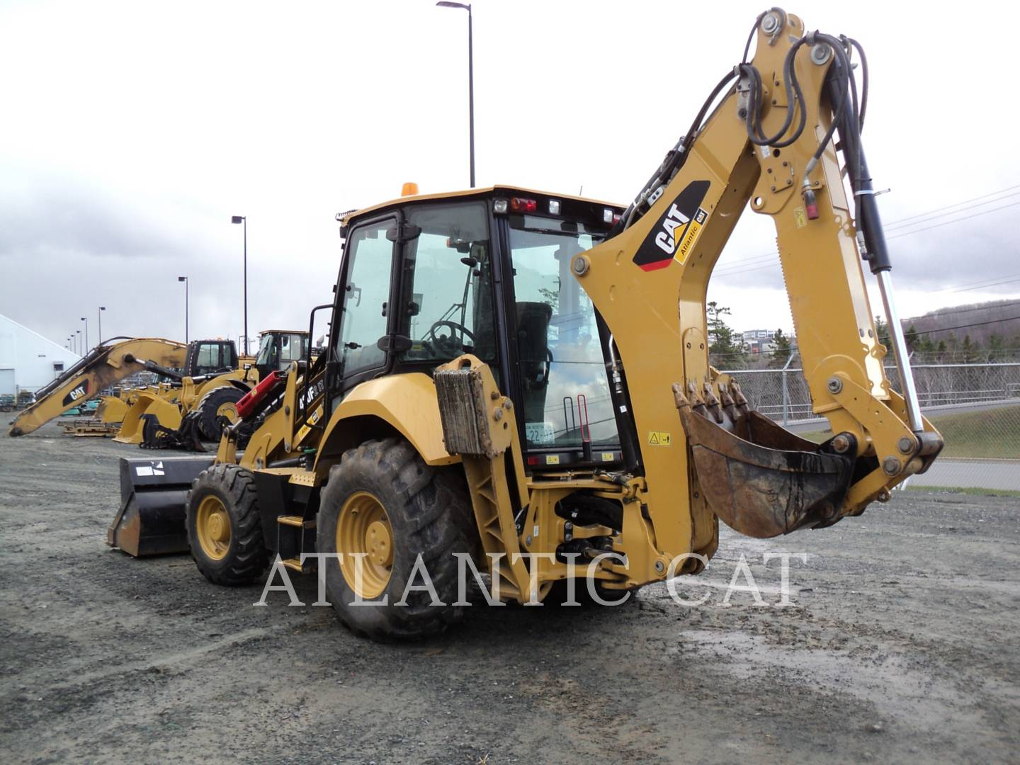 Detail photo of 2015 Caterpillar 420F II from Construction Equipment Guide
