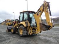 CATERPILLAR BAGGERLADER 420 F 2 IT equipment  photo 6
