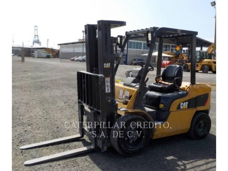 CATERPILLAR FORKLIFTS DP30NM equipment  photo 2