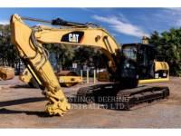 Equipment photo CATERPILLAR 323DL HS TRACK EXCAVATORS 1