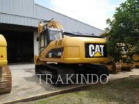 CATERPILLAR KETTEN-HYDRAULIKBAGGER 320D equipment  photo 8