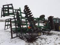 DEERE & CO. AG TILLAGE EQUIPMENT 637 equipment  photo 3