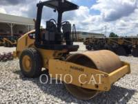CATERPILLAR COMBINATION ROLLERS CS44 equipment  photo 7