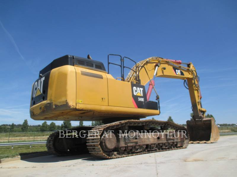 CATERPILLAR PELLES SUR CHAINES 349ELVG equipment  photo 2