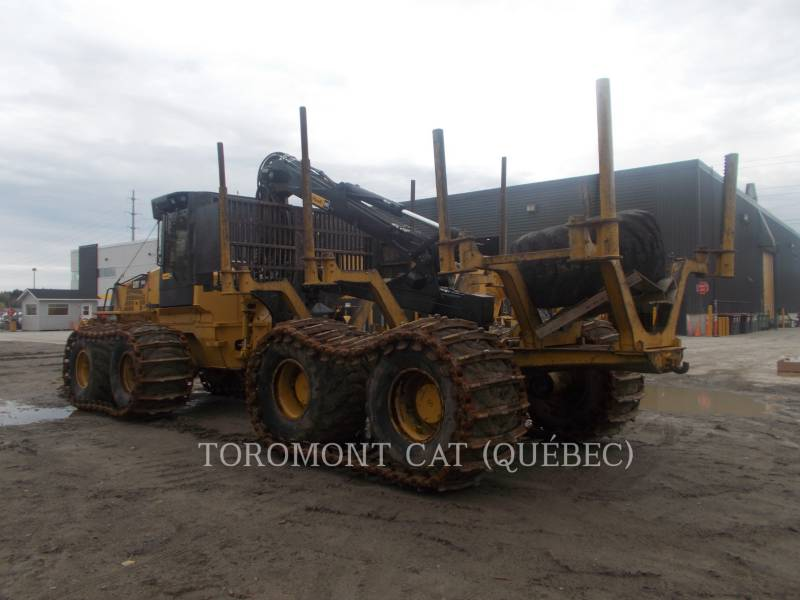CATERPILLAR FORESTRY - FORWARDER 584HD equipment  photo 3