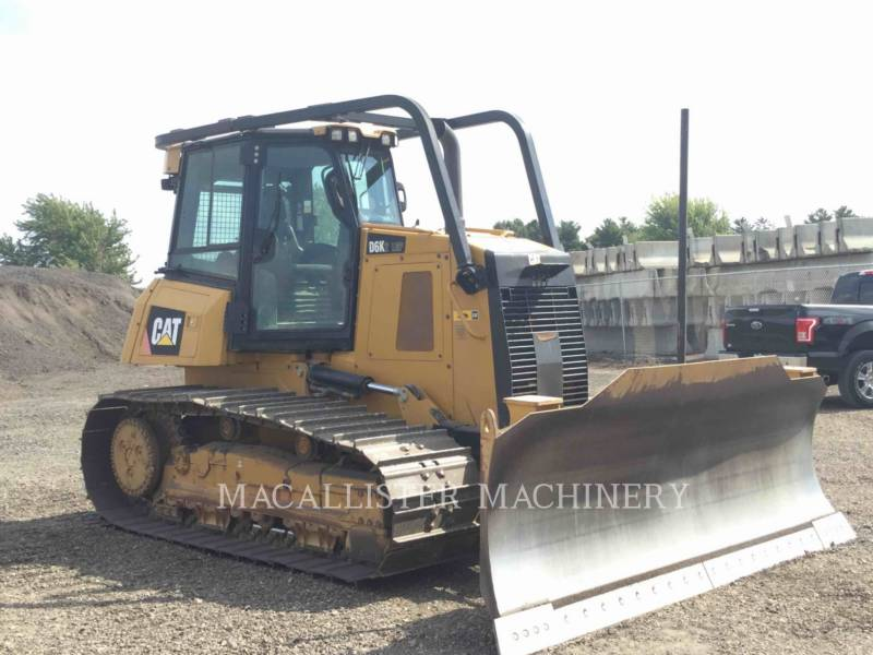 CATERPILLAR TRACTEURS SUR CHAINES D6K LGP equipment  photo 4