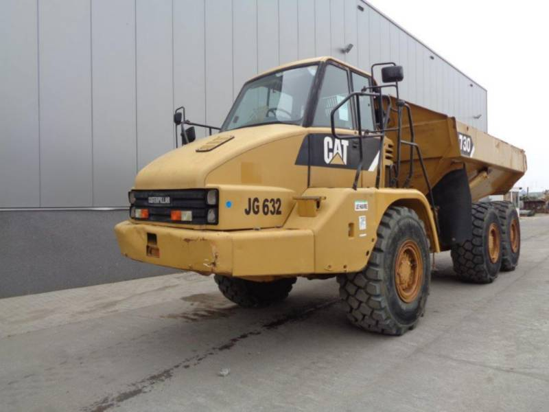 CATERPILLAR ARTICULATED TRUCKS 730 equipment  photo 5