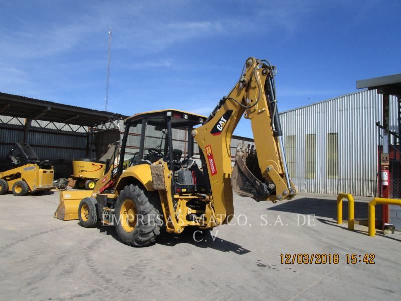 CATERPILLAR BACKHOE LOADERS 416F2STLRC equipment  photo 5