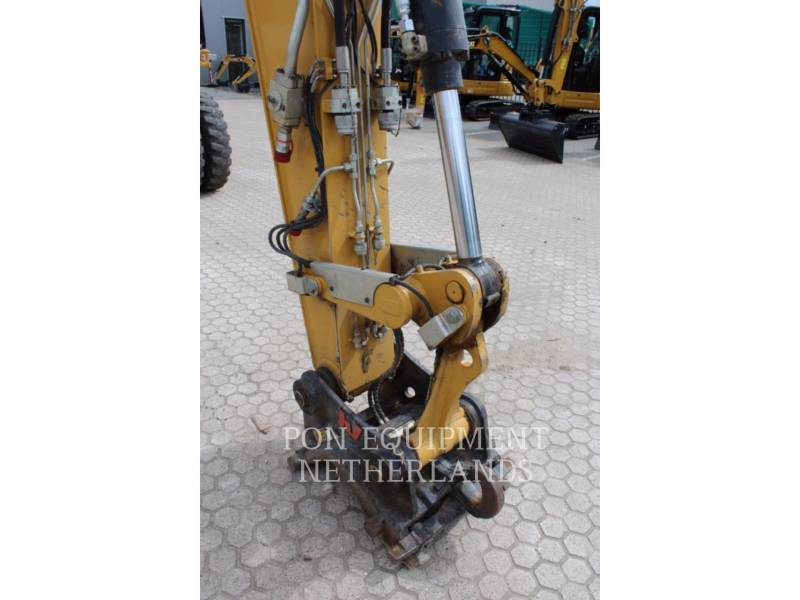 CATERPILLAR PELLES SUR PNEUS M 318 F equipment  photo 20