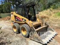 Equipment photo CATERPILLAR 216B2 CHARGEURS COMPACTS RIGIDES 1