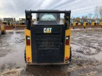 CATERPILLAR MINICARGADORAS 242D equipment  photo 13