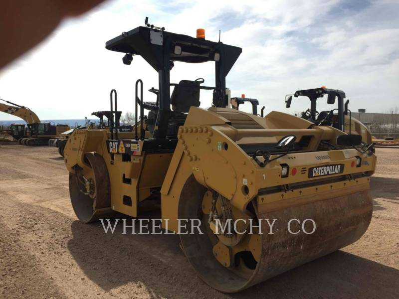 CATERPILLAR PAVIMENTADORA DE ASFALTO CB64 equipment  photo 4