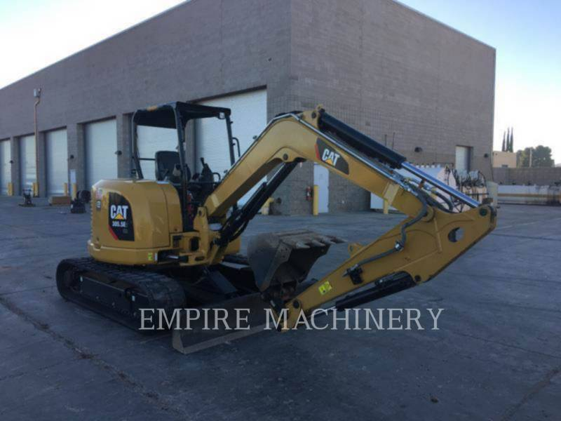 CATERPILLAR PELLES SUR CHAINES 305.5E2CR equipment  photo 4