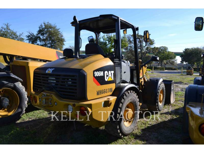CATERPILLAR RADLADER/INDUSTRIE-RADLADER 906M equipment  photo 4