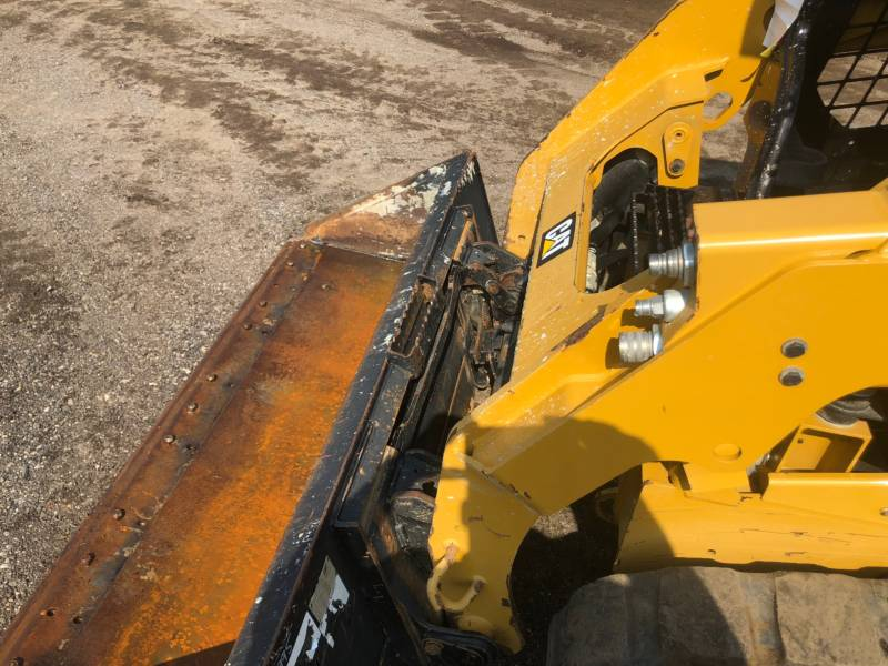 CATERPILLAR MULTI TERRAIN LOADERS 259 D equipment  photo 15