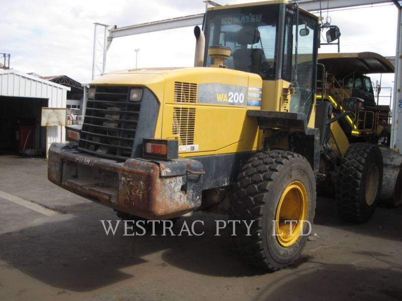KOMATSU WHEEL LOADERS/INTEGRATED TOOLCARRIERS WA200.5 equipment  photo 5